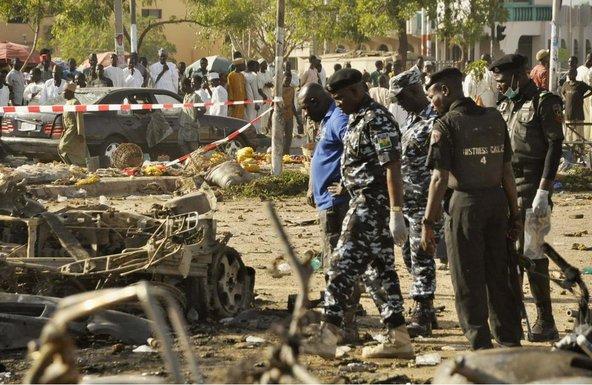 Nigerija eksplozija