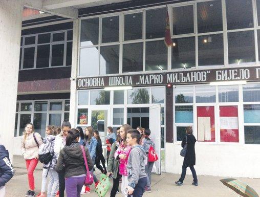 OŠ Marko Miljanov, Bijelo Polje
