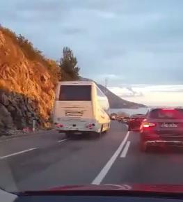 autobus preticanje