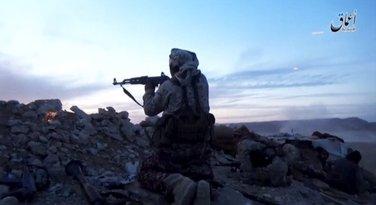 Islamska država vojnik, islamista
