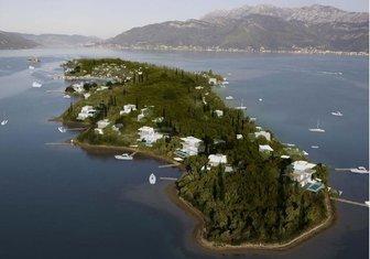 Ostrvo Sveti Marko (Novine)