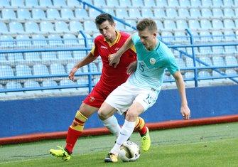 Crna Gora - Slovenija Mlada fudbalska reprezentacija