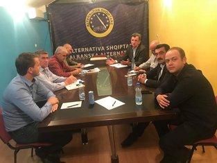 Albanska alternativa, Demokratski savez (Novine)