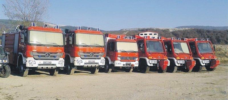 vatrogasna vozila Pljevlja