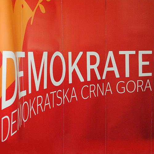 Demokrate logo