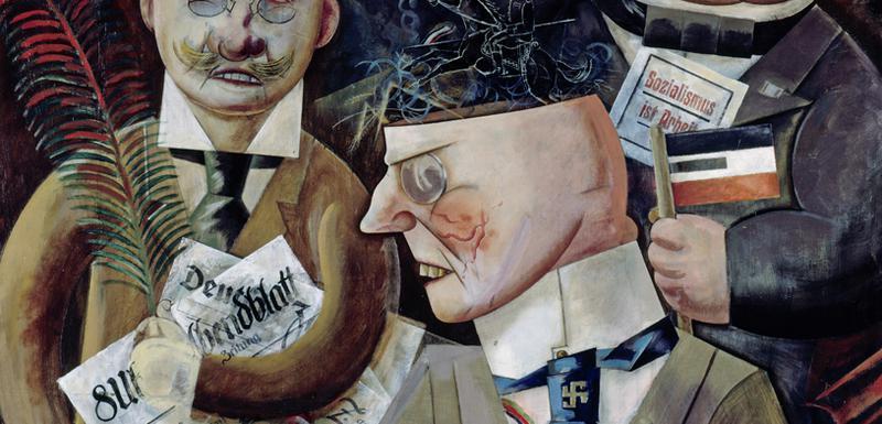 Slika Georga Grosa