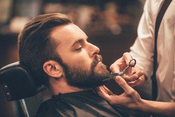 bradati muškarac