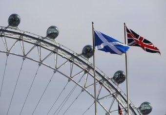 Škotska referendum