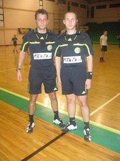 Novica Mitrović i Miljan Vešović