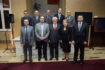 Grupa prijateljstva Skupštine Crne Gore, Paolo Korsini