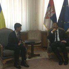 Oleksandar Aleskandrovič Aleksandar Vučić