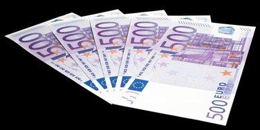 Euro novac pare