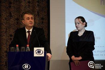 Mevludin Nuhodžić, Milica Kovačević