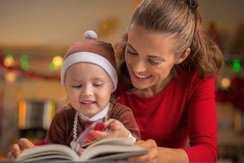 Roditelj, dijete, čitanje