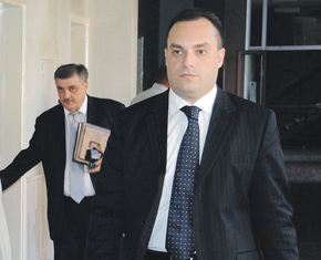 Ranko Mujović, Dražen Cerović