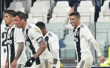 Ronaldo slavi gol protiv Parme