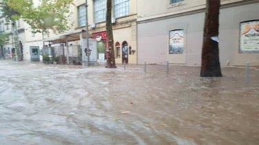 Rijeka, padavine