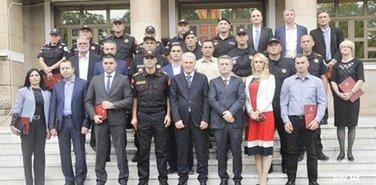 nagrađeni policajci