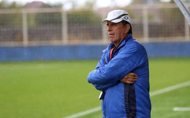 Dragoljub Đuretić, bivši trener Zete