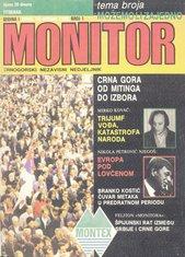 Monitor prvi broj