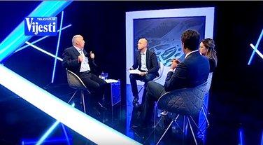 Načisto debata Montenegro Airlines