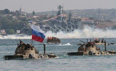 Rusija pomorska flota