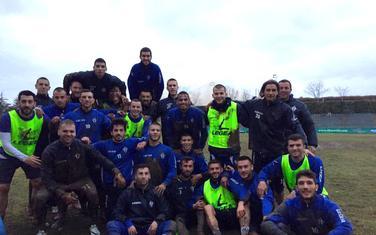 Moraju kući: Fudbaleri Budućnosti nakon treninga u Međugorju