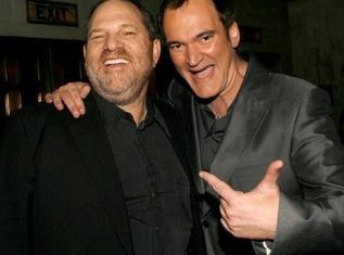 Harvi Vajnštajn, Kventin Tarantino