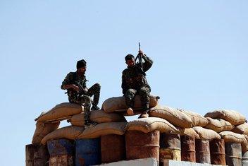 Raka, Sirija, SDF