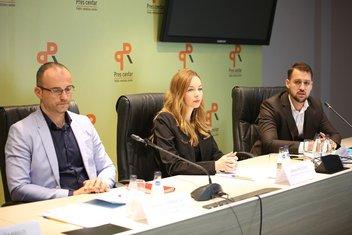 Nenad Koprivica, Jelena Milićević, Edin Koljenović