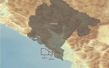 nafta crna gora