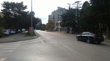 Bar, Bar grad, Ulica Jovana Tomaševića