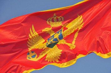 zastava Crna Gora