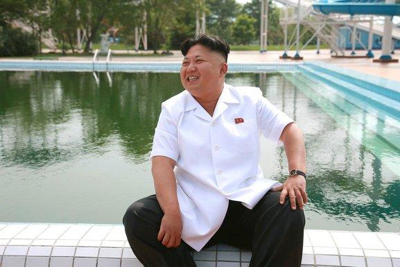 Kim Džong Un