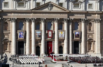 Kanonizacija Vatikan