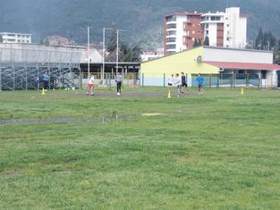 FK Mogren, Lugovi, stadion Lugovi