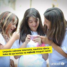 Kampanja zaustavimo nasilje onlajn