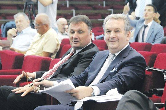 Željko Vuković, Miomir Mugoša