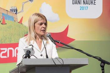 Sanja Damjanović, Dani nauke, UDG