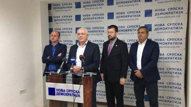 Pres Nove srpske demokratije