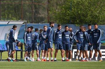 Argentina fudbalska reprezentacija
