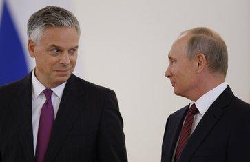 Hantsmen i Putin