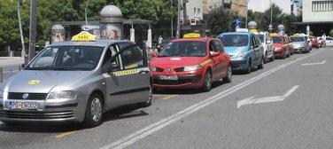 taksi, taksisti
