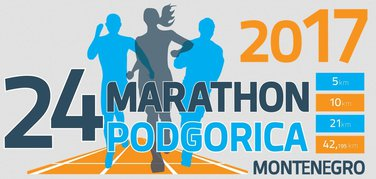 Podgoričani maraton 2017