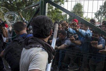 Mađarska, izbjeglice