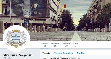 Podgorica Tviter
