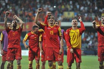 Crna Gora - Rumunija