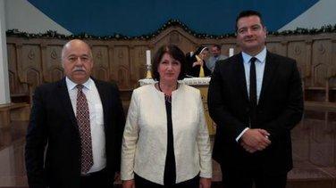 Zvonimir Deković, Marija Vučinović, Adrijan Vuksanović