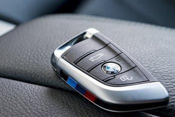 Ključ, BMW