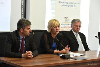 Dragica Sekulić, biznis karavan Nikšić